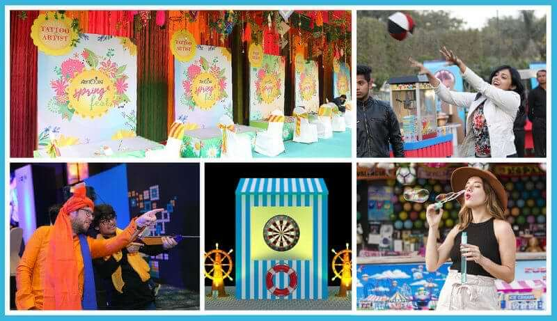 Fun Fair Games Stalls And Activities